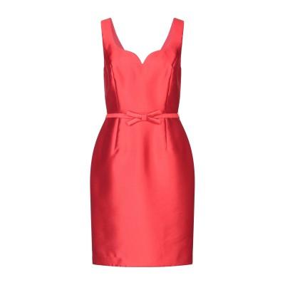 ALLURE ミニワンピース&ドレス レッド 12 ポリエステル 100% ミニワンピース&ドレス
