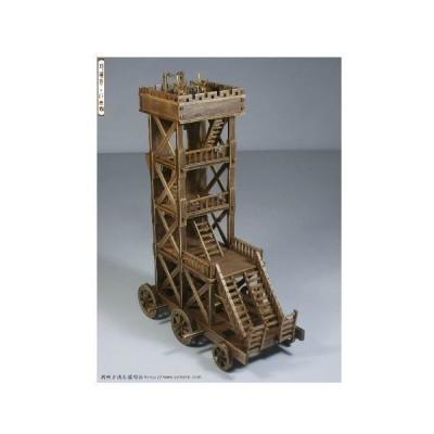 模型 キット 木製 古代 中世 戦車 ローマ軍 クラシック戦車