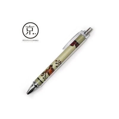 花札・萩に猪【ボールペン】