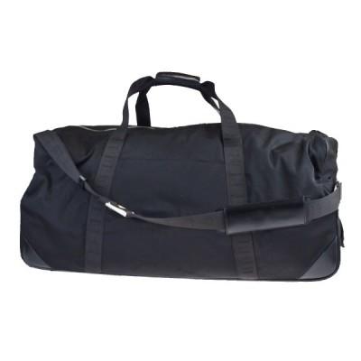 中古 ダンヒル ソフトケース スーツケース ブラック 05FA533