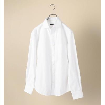 【シップス/SHIPS】 SC: COOLMAX(R) カラミ セミワイドカラー シャツ