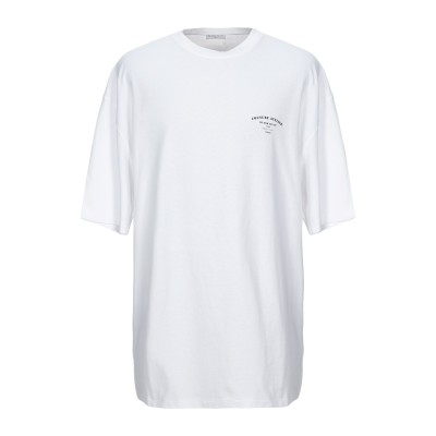 IH NOM UH NIT T シャツ ホワイト XS コットン 100% T シャツ