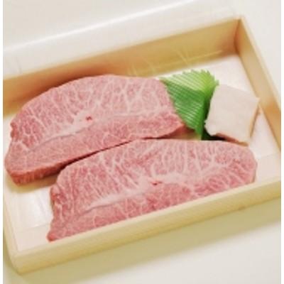 【冷凍】神戸ビーフ牝(ミスジステーキ120g×2枚)《川岸牧場》