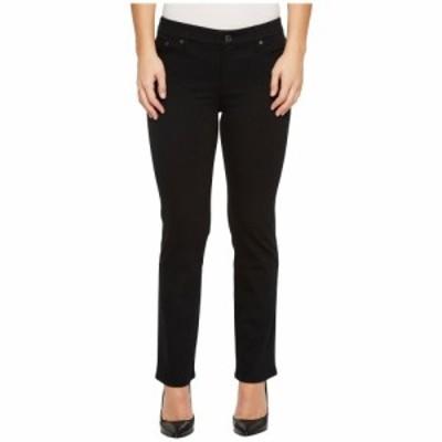 ラルフ ローレン LAUREN Ralph Lauren レディース ジーンズ・デニム ボトムス・パンツ Petite Modern Straight Curvy Jeans Black