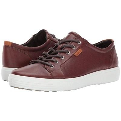 エコー Soft 7 Sneaker メンズ スニーカー 靴 シューズ Whisky