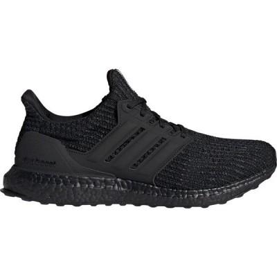アディダス シューズ メンズ ランニング adidas Men's Ultraboost DNA Running Shoes Black/Black