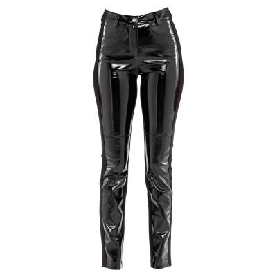 X'S MILANO パンツ ブラック 42 レーヨン 65% / ナイロン 30% / ポリウレタン 5% パンツ