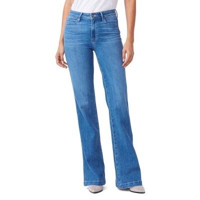 ペイジ レディース デニムパンツ ボトムス Genevieve Flare Jeans SANTORINI