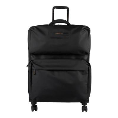 MANDARINA DUCK ディース旅行バッグ&スーツケースアクセサリー 小物 ギフト プゼント ブラック