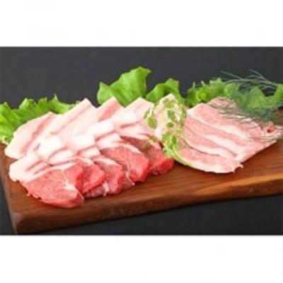 佐賀県産 肥前さくらポーク 焼肉セット 計1kg