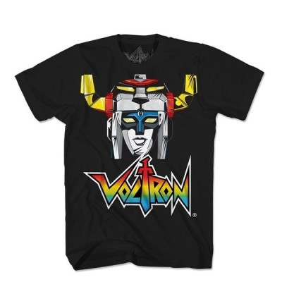 Tシャツ ボルトロン Voltron The Head Shirt
