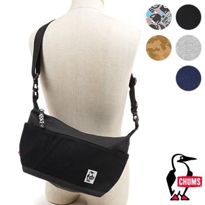 チャムス CHUMS コレクトショルダースウェットナイロン Collect Shoulder Sweat Nylon [CH60-2679 FW20] メンズ・レディース ショルダーバッグ【日本正規品