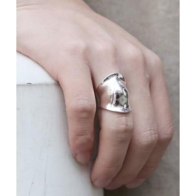 指輪 【YArKA/ヤーカ】silver925 armor ring[mar]/シルバー925アーマーリング