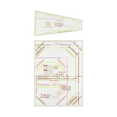 Trace 'n Create Templates With Nancy Zieman-E-Tablet & Paper Tablet Keepers