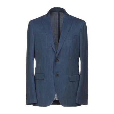 SALVATORE FERRAGAMO テーラードジャケット  メンズファッション  ジャケット  テーラード、ブレザー ブルー