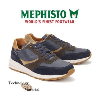 10%off MEPHISTO JAPAN メフィスト 正規取扱い TELVIN BLUE 靴 メンズ 本革 ポルトガル製 【沖縄・離島は送料無料対象外】