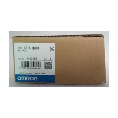 Omron PLC Module CJ1W-INT01  オムロン