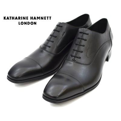 KATHARINE HAMNETT キャサリン ハムネット KH3988 ビジネスシューズ 本革 メンズ 紳士靴 革靴 (nesh) (新品)