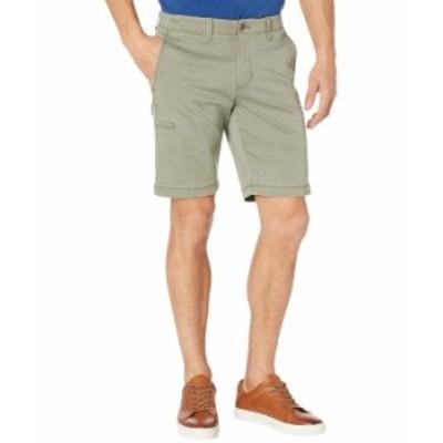 トッミーバハマ メンズ ハーフパンツ・ショーツ ボトムス Boracay Cargo Shorts Tea Leaf