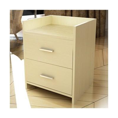 [新品]HOMRanger Log Color Bedside Table More dagong Master Design Mosaic Engraving Door Number Bedroom Storage Cabinet Animal Pattern