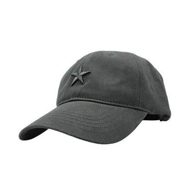 大きいサイズ 帽子 メンズ キャップ 特大 つば長 XL(61-66cm) ソフトトップ おしゃれ 100%綿 スポーツ 野球帽 (ブラック)