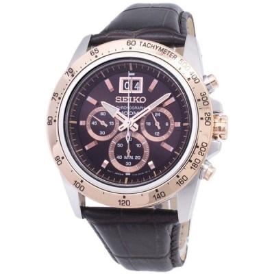 【送料無料】セイコー SEIKO メンズ腕時計 海外モデル Lord QUARTZ CHRONOGRAPH ロード クオーツ クロノグラフ SPC248 SPC248P1