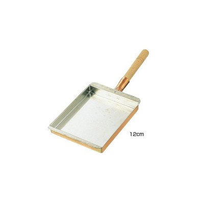 SA 銅 玉子焼 関西型 12cm <12cm>