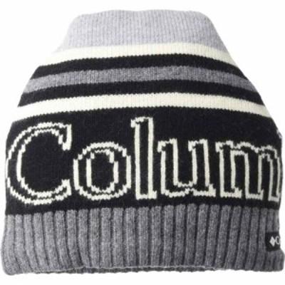 コロンビア Columbia レディース ニット ビーニー 帽子 Polar Powder(TM) Heavyweight Beanie Black/City Grey