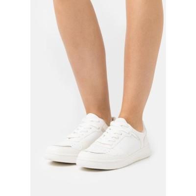 ドロシーパーキンス レディース 靴 シューズ IDOL RETRO TRAINER - Trainers - white