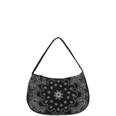 somedayif レディース ショルダーバッグ Mini paisley shoulder bag