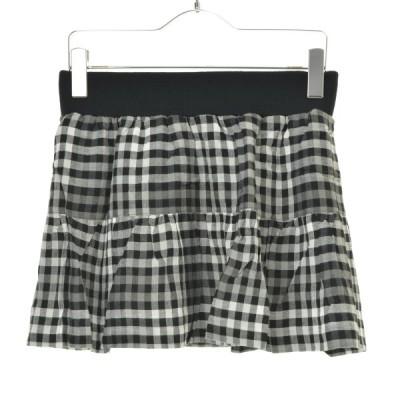 TOMMY GIRL / トミーガール チェック柄ミニ スカート