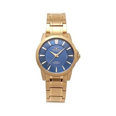 [テクノス] 腕時計 T9A94GN メンズ ゴールド