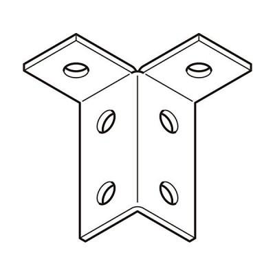 ネグロス電工 ネグストラット フレーム金具 41H3