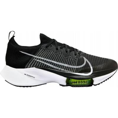 ナイキ Nike メンズ ランニング・ウォーキング エアズーム シューズ・靴 Air Zoom Tempo Next% Running Shoes Black/White/Volt