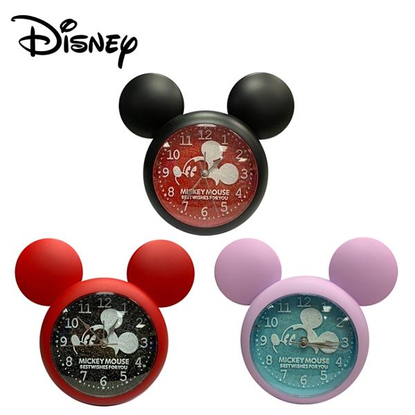 【正版授權】米奇 造型鬧鐘 鬧鐘 指針時鐘 造型鐘 Mickey 迪士尼 Disney 067783 067790 067806