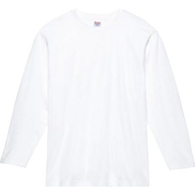 トムス(TOMS) 5.6オンス ヘビーウェイト長袖Tシャツ ホワイト 00102-CVL 110-150 ホワイト