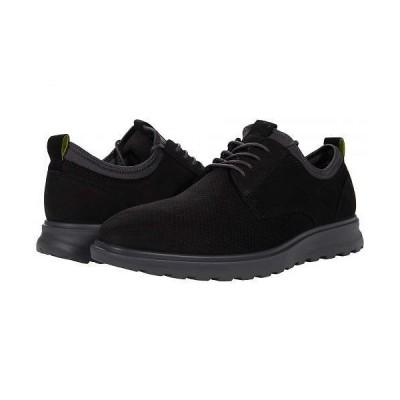 ECCO エコー メンズ 男性用 シューズ 靴 オックスフォード 紳士靴 通勤靴 CS20 Hybrid Perforated Tie - Black Cow Nubuck