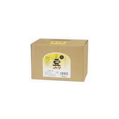 オーサワジャパン 有機JAS認定 有機立科豆みそ 3.6kg ケース(2箱入り)