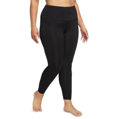 ナイキ レディース カジュアルパンツ ボトムス Plus Size Women's Yoga 7/8 Tights