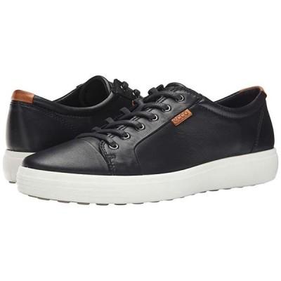 エコー Soft 7 Sneaker メンズ スニーカー 靴 シューズ Black