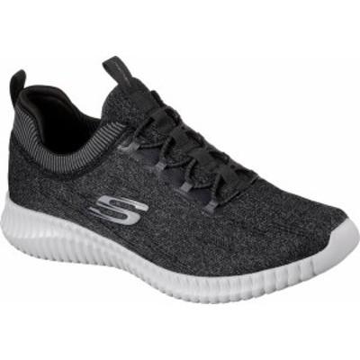 スケッチャーズ メンズ スニーカー シューズ Elite Flex Hartnell Sneaker Black/Gray