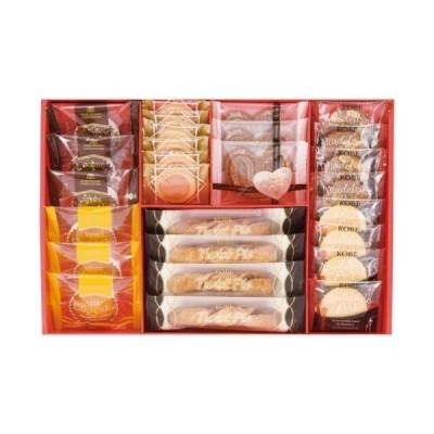お歳暮 御歳暮 お取り寄せスイーツ クッキー 焼き菓子 お取り寄せ 高級 ギフト  詰め合わせ 神戸浪漫 神戸浪漫 スイーツタウン RST-30 食品