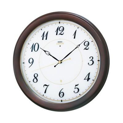 SEIKO[セイコー] セイコークロック HS547B 掛時計 スタンダード 電波クロック SEIKO EMBLEM 正規品