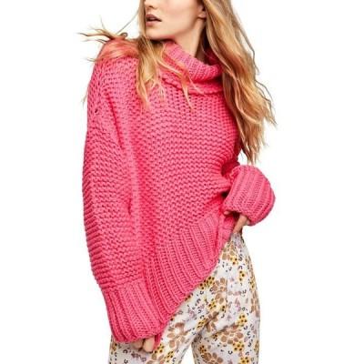 フリーピープル レディース ニット・セーター アウター My Only Sunshine Sweater