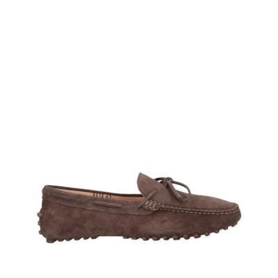 イル モカシーノ IL MOCASSINO メンズ ローファー シューズ・靴 loafers Brown