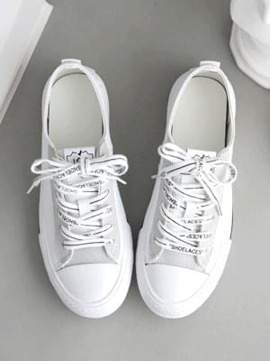 韓國空運 - Tedin Sneakers 2cm 球鞋/布鞋