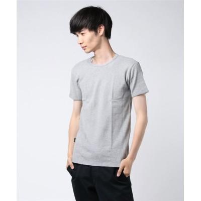 AVIREX / AVIREX/アヴィレックス / デイリー ミニワッフル 半袖Tシャツ/ DAILY MINI WAFFLE S/S T-SHIRT MEN トップス > Tシャツ/カットソー