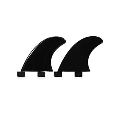 【新品未使用品】Lixada Surfboard Fin Set - Fiberglass Surfboard Fins - Nylon Surf Fins GL/G【並行輸入品】