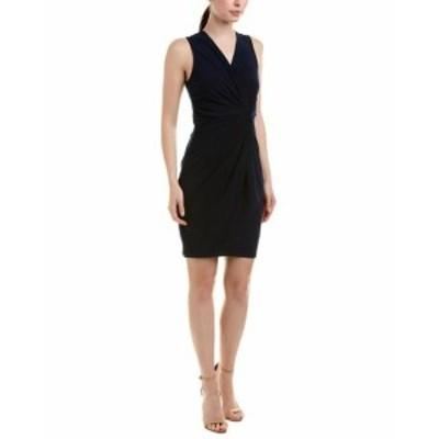 ファッション ドレス Julie Brown Sheath Dress P Blue