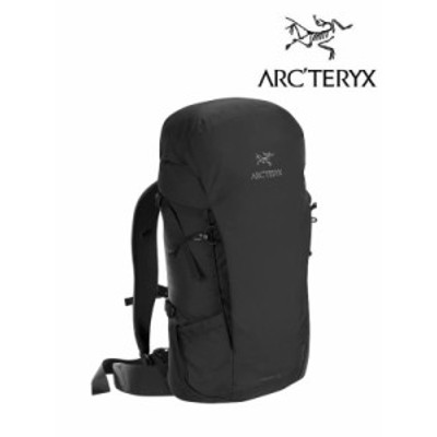 ARCTERYX アークテリクス Brize 32 Backpack #Black [18795][L06842700] ブライズ 32 バックパック